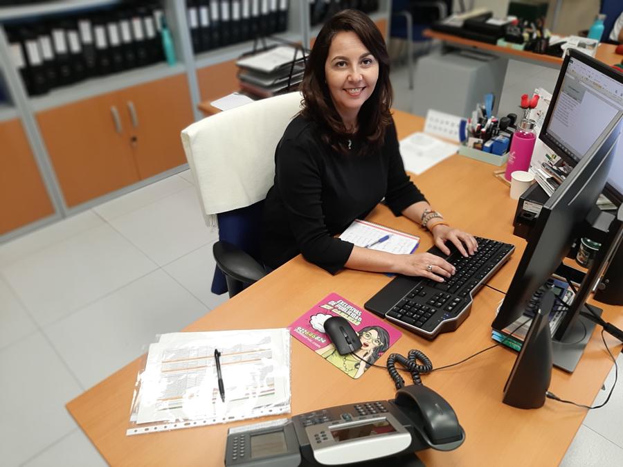 Araceli Bujalance Jiménez.